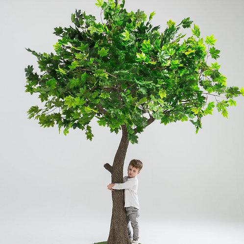 Аренда искусственного дерева Клен 3м.