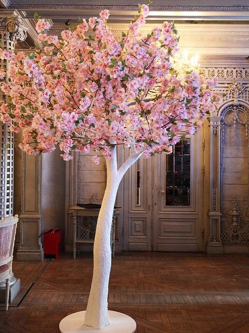 Аренда искусственного дерева Яблоня люкс 3м. на белом стволе