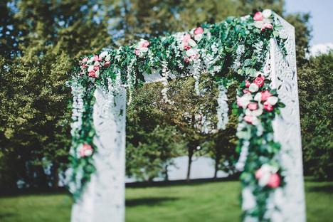 Арка для свадьбы на Измайловском острове