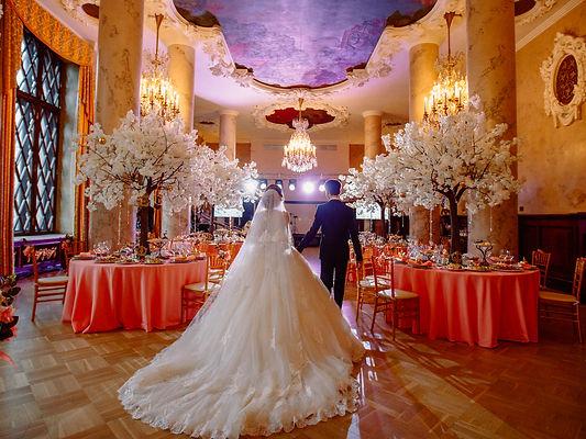 Проект райский сад,Свадьба в отеле хилтон,Хилтон Ленинградская гостиница