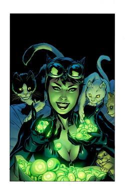 Green Lantern #75 cover