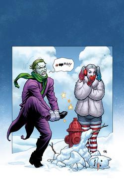 Harley Quinn #12 Cover