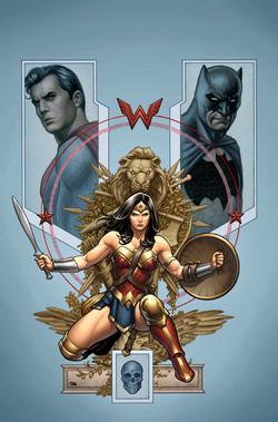 Trinity #2 Variant Cover