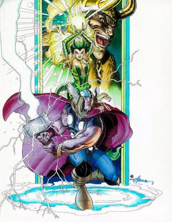 Thor & friends
