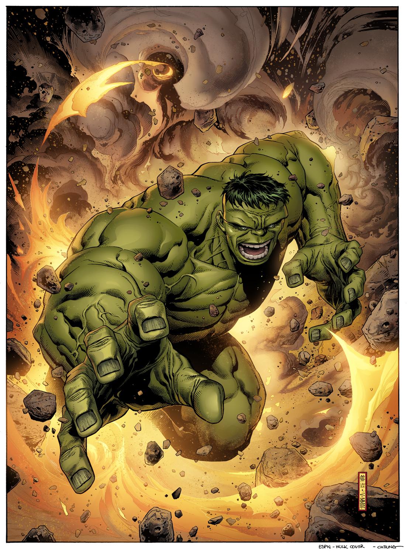 ESPN: Hulk