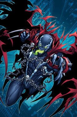 Spawn #257 cover