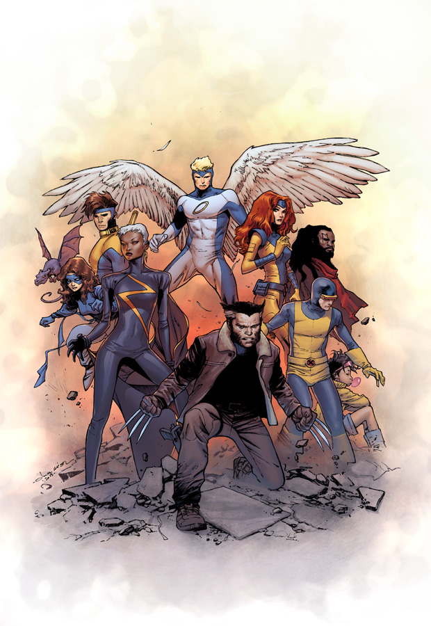 X-Men Gold #50 Cover