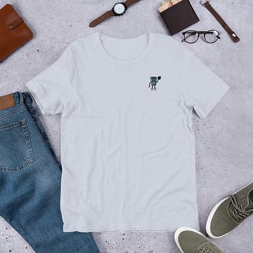 'Jitters' Short-Sleeve Unisex T-Shirt