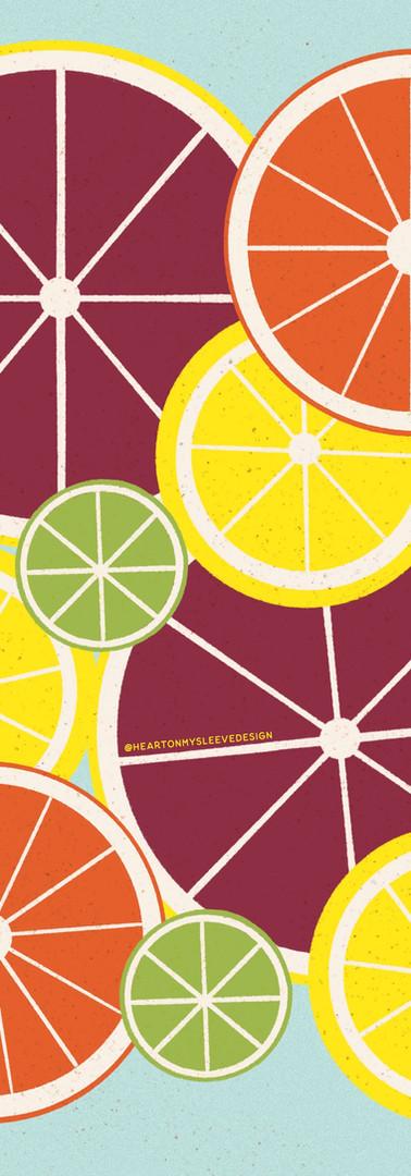 Baketober Citrus