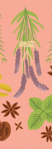 Baketober Spices & Herbs