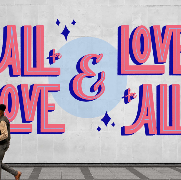 All for Love & Love for All Mural.JPG
