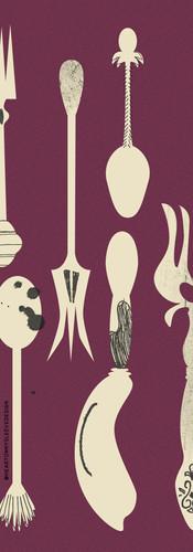 Baketober Cutlery