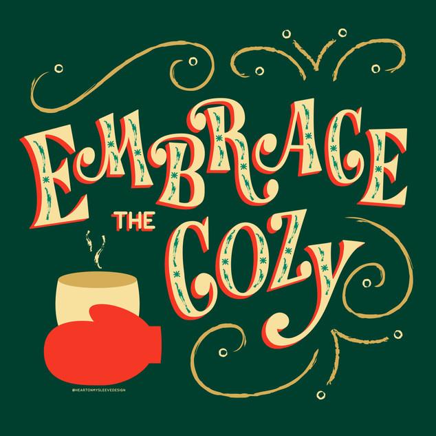 Embrace the Cozy