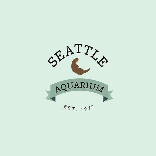 Seattle Aquarium Rebrand