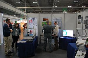 SSAU CropTec Stand