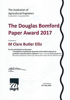DBT Paper Award 2017
