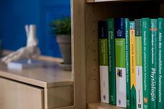 Bücher aus der Praxis von Physiowalk in Hallein