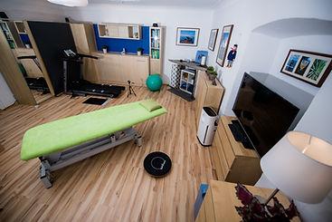 Praxis/Therapieram bei Physiowalk in Hallein