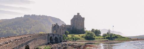 The Walk to Eilean Donan Castle