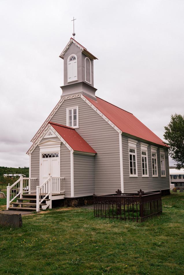 The cutest little church around