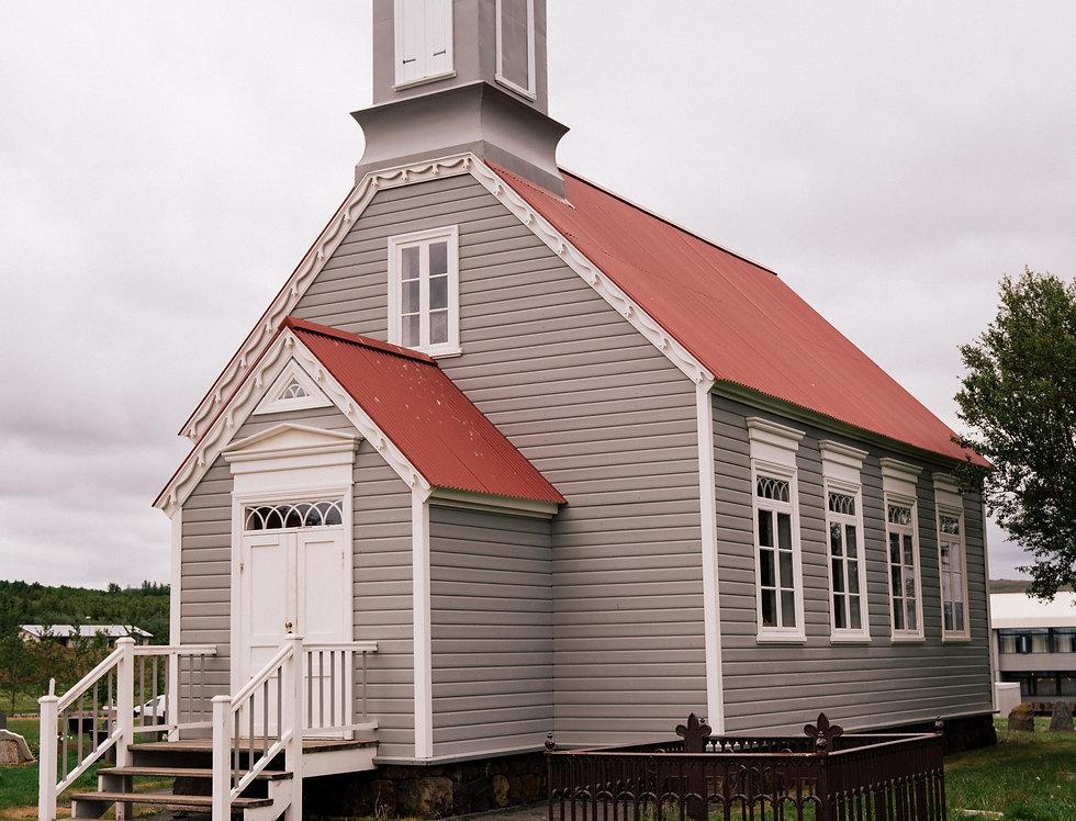 Cutest Church Around