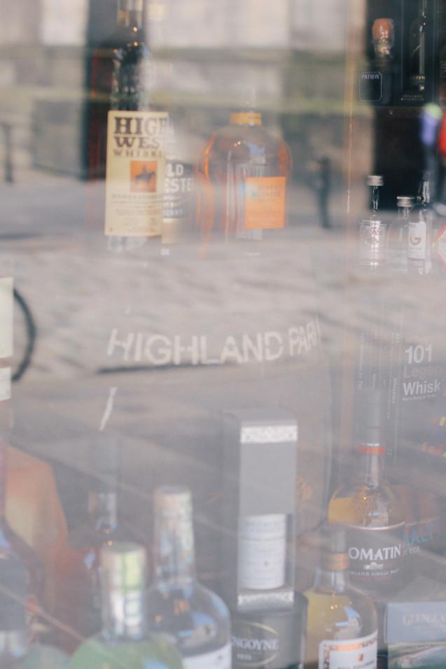 Highland Rum