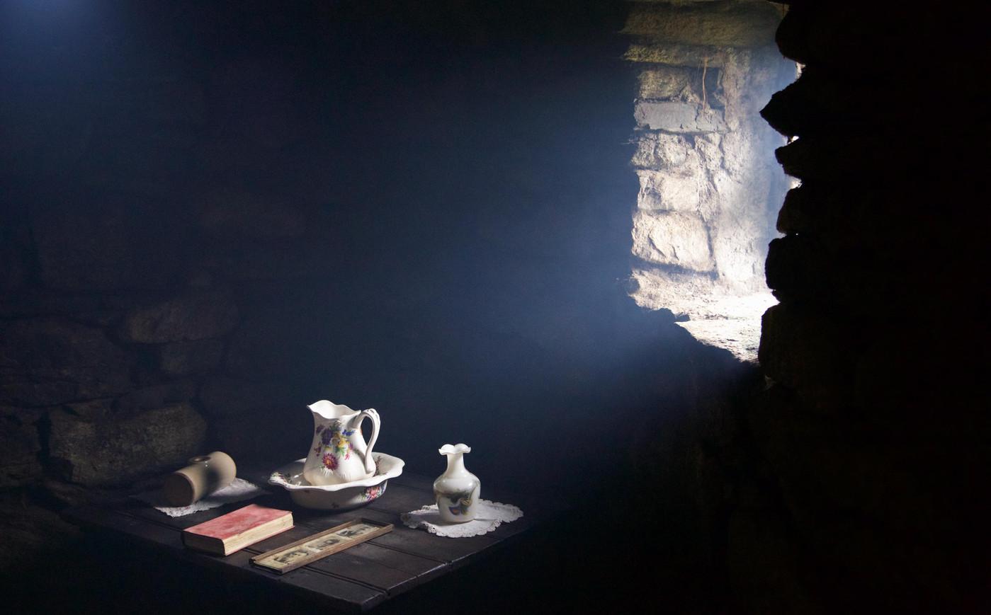 Scottish Blackhouse