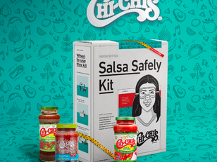 Chi Chi's - How to Salsa Safely