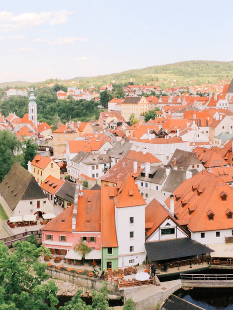 Comedy of Errors In Cesky Krumlov