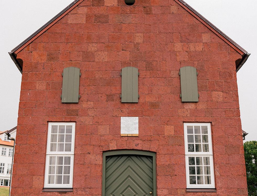 Red Church of Hofar