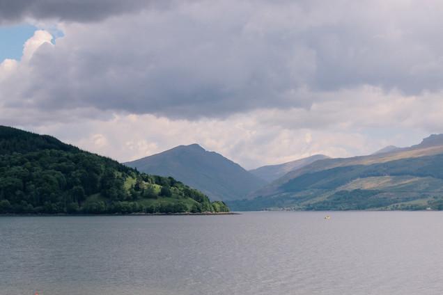 No Place like the Scottish Highlands