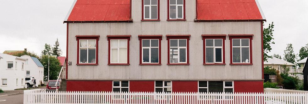 Akureyri Landing