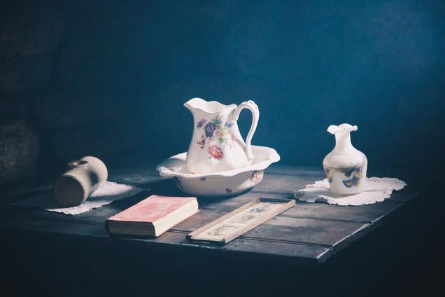 Porcelain Still Life