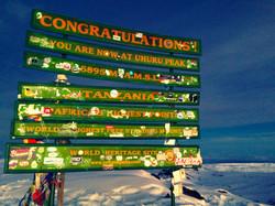Mt. Kilimanjaro Trip Update