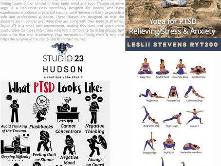 Yoga & PTSD