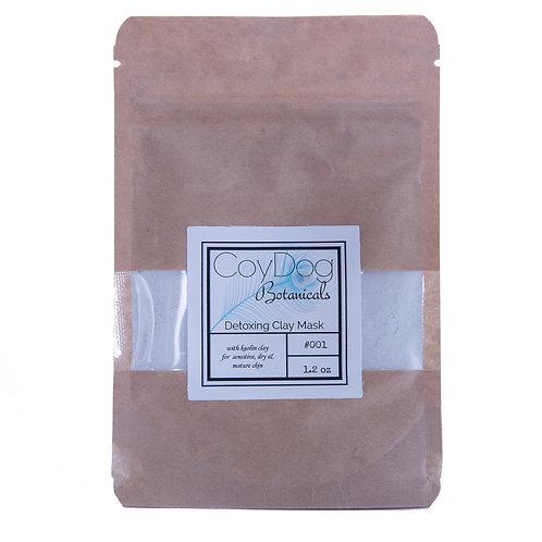 Detoxing Clay Mask 1.2 oz