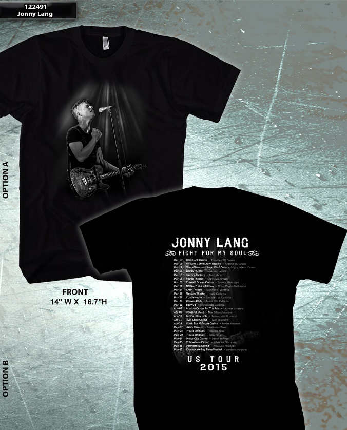 Jonny Lang Fight For My Soul