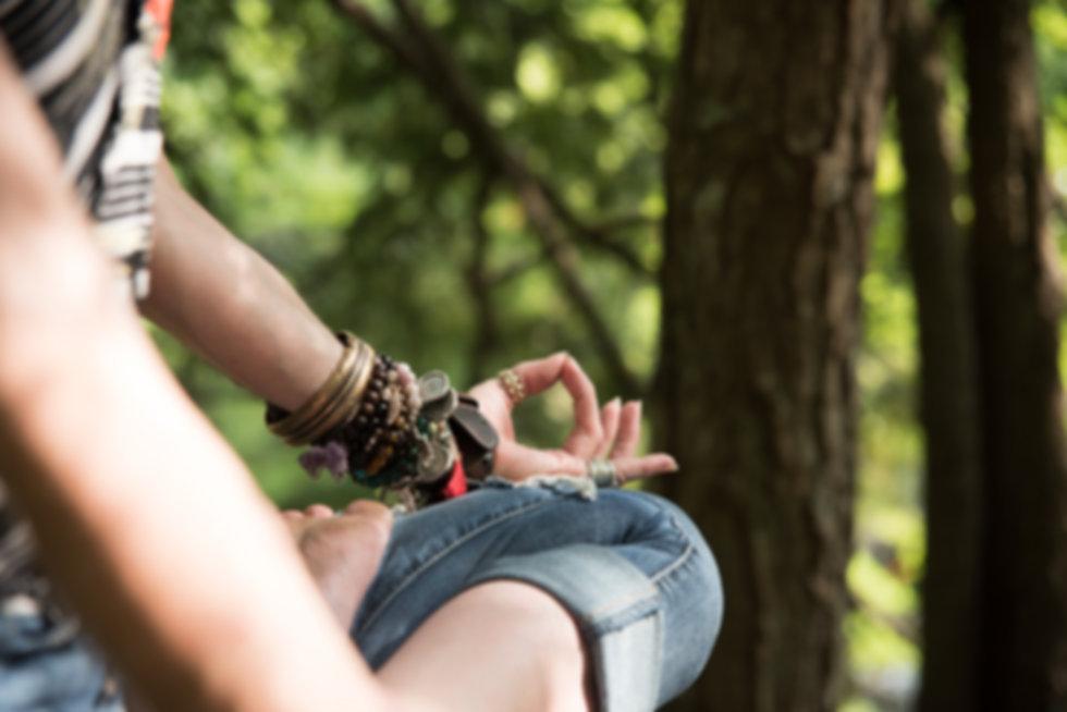 mudra, meditation, forest, woods, jewelry,