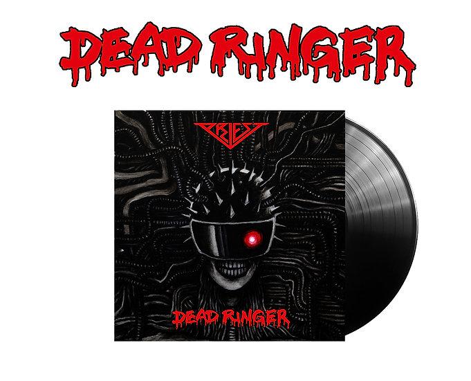 """Dead Ringer 12"""" Black Vinyl Single"""