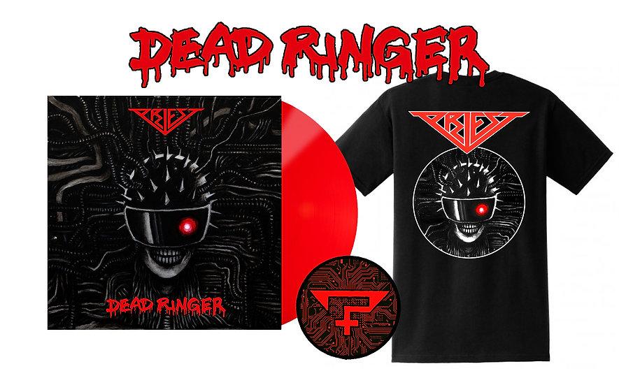 Dead Ringer Limited Red Vinyl Bundle