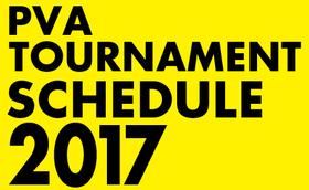 『PVAトーナメント2017』年間スケジュール発表!!