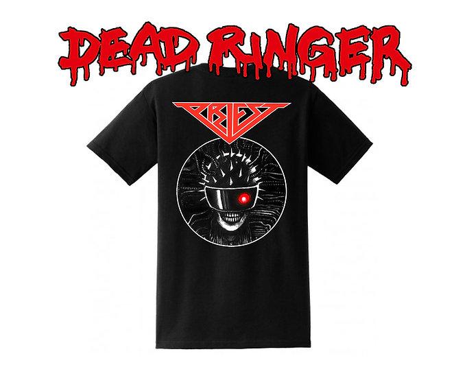 Dead Ringer Black Tee