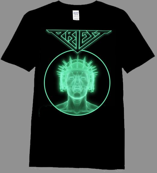 cyberhead Tshirt
