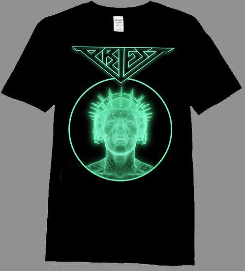 Cyberhead - Black Tee