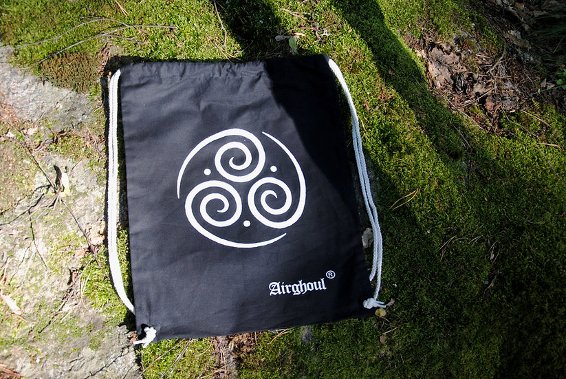 "Drawstring Backpack ""AIR"""