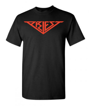 "T-shirt Priest ""Red Logo"""