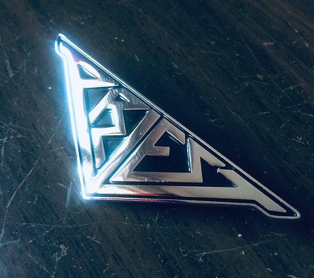 Priest Metal Pin