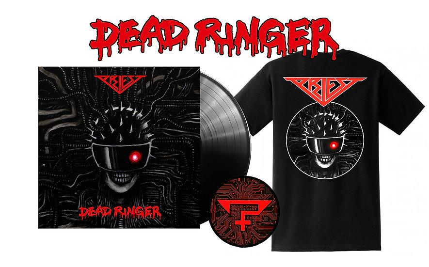 Dead Ringer Black Vinyl Bundle