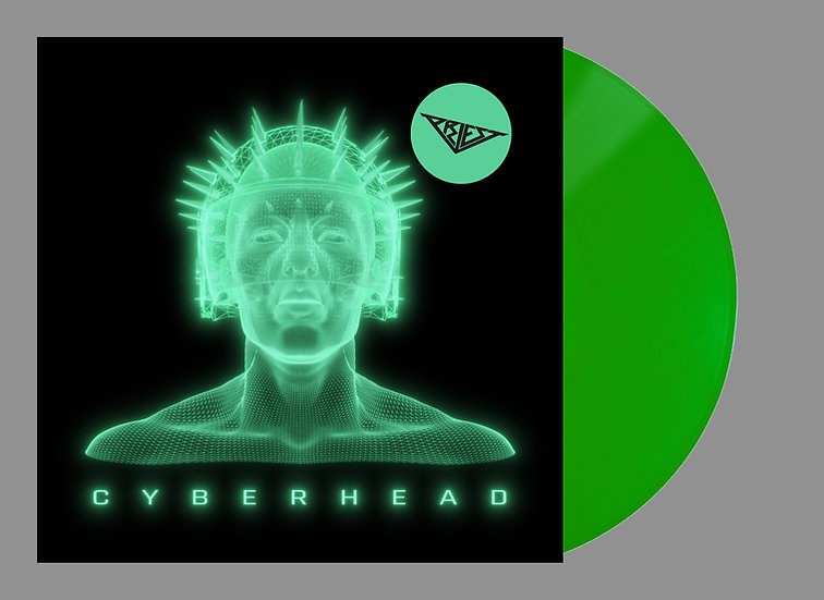 "Cyberhead - Limited 500x 12"" Soylent Green Vinyl 180g"