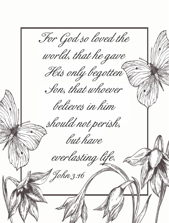 John 3:16 1010